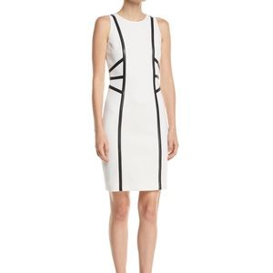 NEW! Michael Kors Collection Crepe Dress